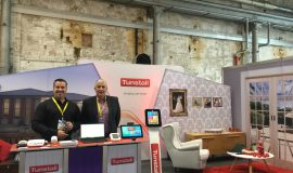 Come along to the Tunstall stand to learn about our connected healthcare solutions.