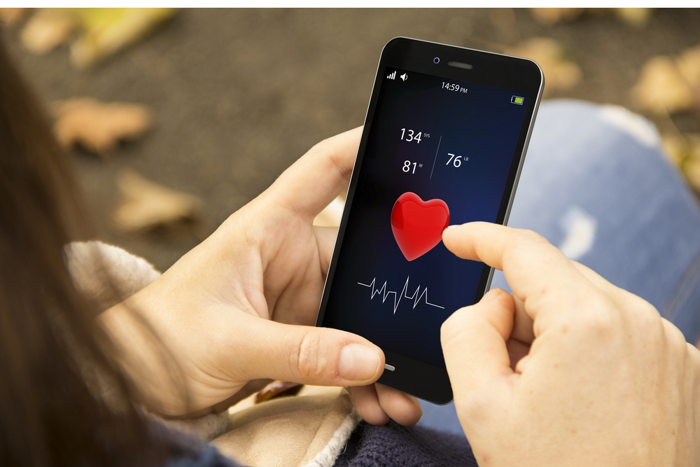 Mobile devices will be the future of digital healthcare monitoring.