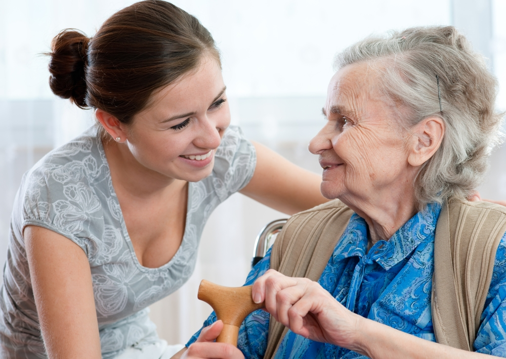 Spending time with your older loved ones, especially during winter, will give them a sense of community.