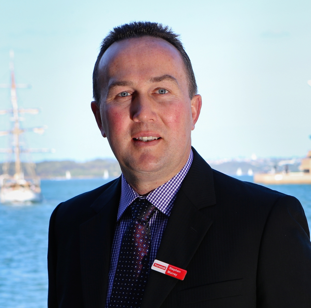Stephen Murray, Asia-Pacific Business Development Manager & New Zealand General Manager