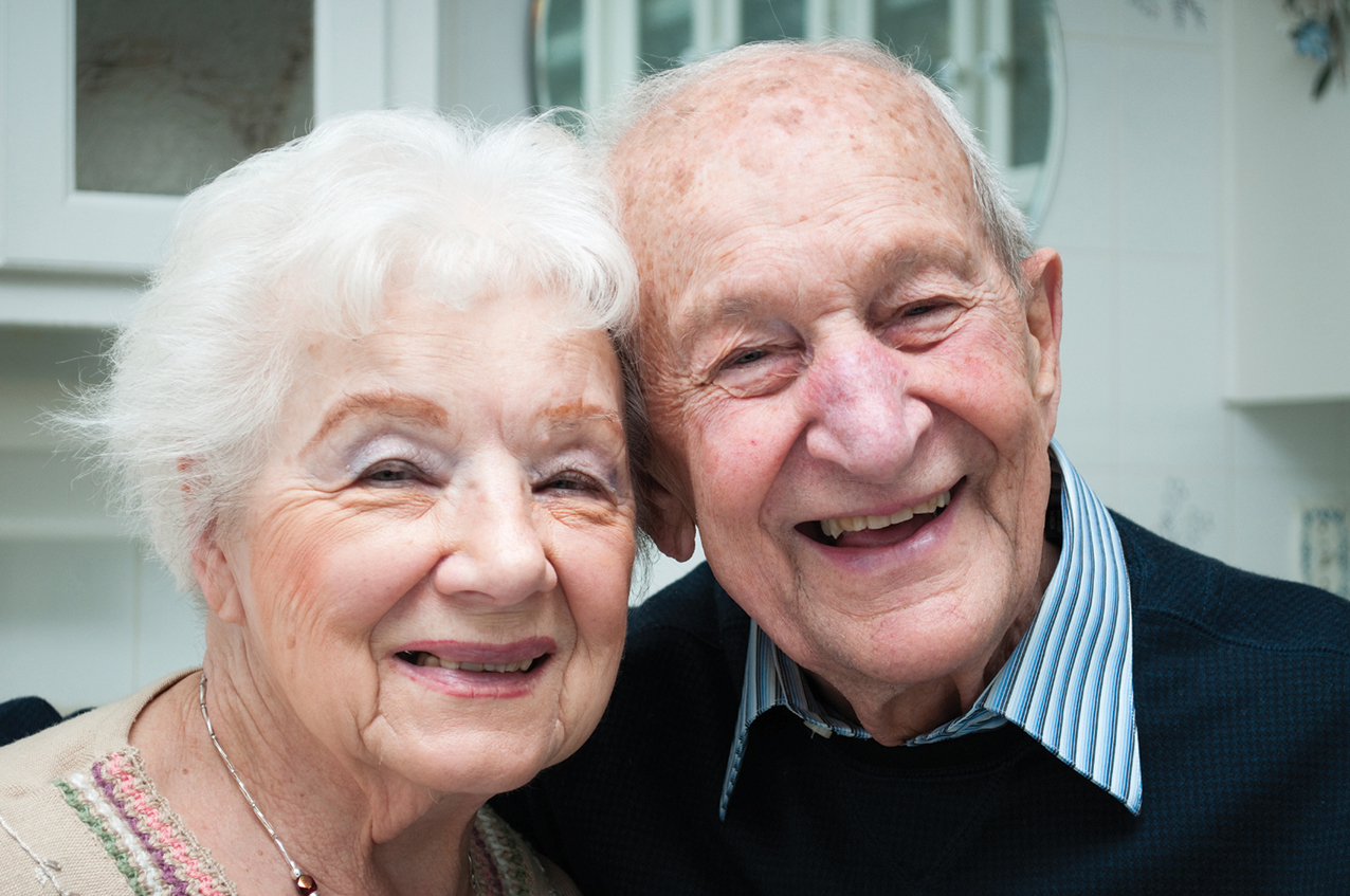 iStock - Older couple for Linrose