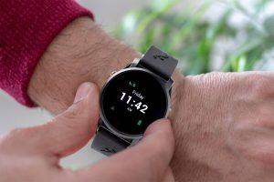 Monitor your health with the Tunstall Find-me Watch